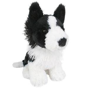 NEW PLUSH SOFT TOY MINKPLUSH OUTBACKERS Little Matey Kelpie Dog - 15cm - Teddy