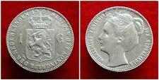 Netherlands - 1 Gulden 1909 Zeer Fraai