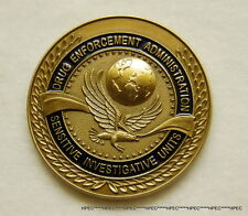 US DRUG ENFORCEMENT ADMINISTRATION SENSITIVE INVESTIGATION UNITS COIN DEA SIU