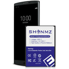 4200mAh For Lg V10 Vs990 Verizon , H900 At&T , H901 T-Mobile Replacement Battery