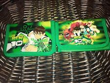 BEN TEN- wallets for kids boys Lot of 6/ 2 different styles and colors NEW