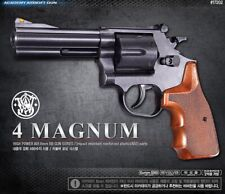 Academy 4 MAGNUM Handgun Pistol Airsoft BB Shot Gun Military Kit 17202