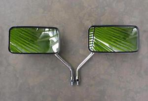 Kawasaki Z KZ 250 500 550 650 750 900 1000 Vulcan 1500 1600 1700 CHROME MIRRORS