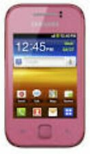 SAMSUNG S5360 GALAXY Y ANDROID 3G MOBILE PHONE-UNLOCKED, NEVV CHARGAR & WARRANTY