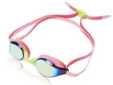 Speedo Hyper Flyer Mirrored Swim Goggle - Junior, Pink (Damaged Packaging)