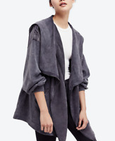 FREE PEOPLE C'mon Hooded Cardigan Size XS Orig. $148 NWT
