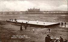 Weston super Mare. The Sailing Pond by Harvey Barton. Toy Boats.