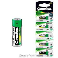 """""""5x A27 Alkaline PLUS Batterie LR27A MN27 Camelion"""