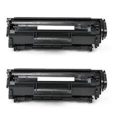 SET DE 2 Toner NON-OEM GEN LaserJet M1005 3015 M1319F FX10 3050 1018 Q2612AX