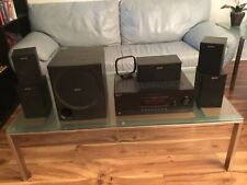SONY HDMI 5.1 Home Theater System Receiver, Speakers, Subwoofer