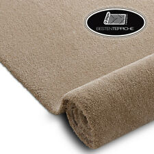 Long Life Modern Carpet Floor Star Beige Thick all Sizes! Rugs On Dimensions
