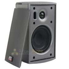 """4"""" Home Indoor Outdoor Speaker 2 Way Multi Purpose Surface Mount MTX Audio"""