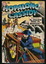 HOPALONG CASSIDY No. 133 1959 DC Western Comic Book 6.5 FN+