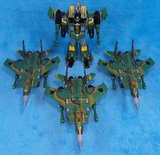 Transformers Generations Acid Storm Seeker Army Builder Troop lot of 4