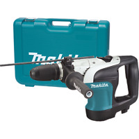 "Makita HR4002 1‑9/16"" Rotary Hammer, Accepts SDS‑MAX Bits w/Full Warranty"