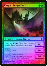 Kargan Dragonlord FOIL Rise of the Eldrazi NM Red Mythic Rare CARD ABUGames