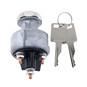 Ignition Switch 31-527 9103-3317 For JLG G10-55A G12-55A G6-42A Gradall Pollak