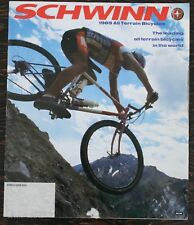 Vintage Schwinn ATB MTB & Road Bicycle CATALOG Cruiser Bike Brochure Paramount