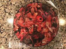 Carcass Symphonies Of Sickness Picture Disc! Limited. Metallica Megadeth Slayer