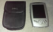 Dell Axim Pocket PC + Case - Vintage / Retro Computing