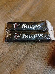 Atlanta Falcons Seat Belt Pad Cover