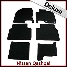 Fits for NISSAN QASHQAI +2 2008-2013 Tailored LUXURY 1300g Carpet Car Mats