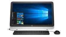 HP Pavilion 23-a025a AMD Quad  A8-3.5GHZ/8GB/2TB HDD/Wifi/WIN 10 ALL- IN-ONE PC