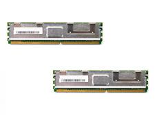 2 HYNIX HYS72T128420HFD-3S-B 1GB 2RX8 PC2-5300F-555-11 DIMM COMPUTER/SERVER RAM