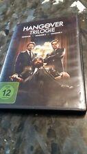 Die Hangover Trilogie 1 + 2 + 3 DVD