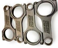 Manley H Tuff Connecting Rod Set for Subaru WRX EJ205/STi EJ257