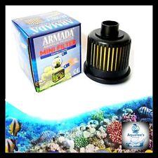 2pcs x MINI ARMADA AR2801F BIO-SPONGE FILTER Aquarium Fish Tank Air Pump Nano
