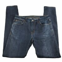 American Eagle Flex Skinny Jeans Mens Size 33x34 EUC