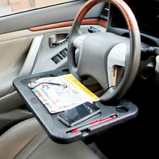 Car Laptop Stand Notebook Desk Steering Wheel Tray Table Holder Car Accessories