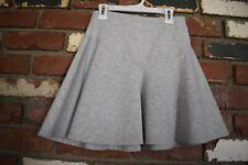 Urban outfitters silence & Noise grey slip on skater skirt size s