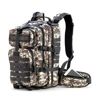 Military Backpack Tactical Pack Assault Bag Army Hunting Survival Hiking Gear