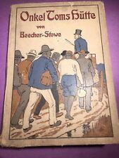 Onkel Toms Hutte by von Beecher-Stowe Uncle Toms Cabin