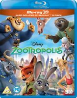 Zootropolis 3D+2D Blu-Ray Nuovo (BUY0264701)