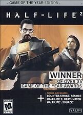 Half-Life 2: Game of the Year Edition (PC, 2005)