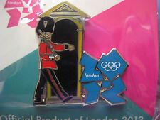 LOT of 50 PINS - 2012 London Olympic Pin - Palace Guard