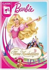 Barbie And The Three Musketeers [New DVD] Snap Case