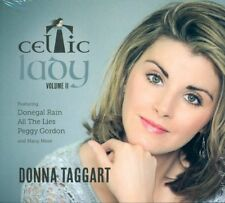 DONNA TAGGART CELTIC LADY VOLUME II (2) CD ALBUM (Incl: Jealous Of The Angels)