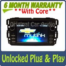 Unlocked Chevy Buick touch screen radio CD player aux navigation myfi Stereo