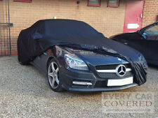 Mercedes SLK (R172) 2011-onward SuperSoftPRO Indoor Car Cover