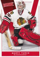 MARTY TURCO, CHICAGO BLACKHAWKS, RARE NHL CARD, 2.