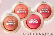 X2 Maybelline Dream Bouncy Blush Makeup PEACH SATIN #20 Sealed FREE SHIPPING Lot
