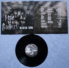 LP von  Hail Of Bullets – Warsaw Rising /  Metal Blade Records – 3984-14760-1