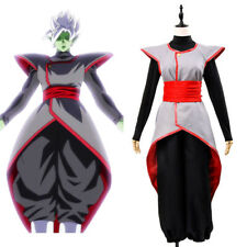 Dragon Ball Super Goku Black Zamasu Merged Potara Fusion Cosplay Costume Outfit