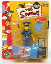 The Simpsons World of Springfield : Series 7 - Officer Marge Action Figure