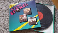 The Rolling Stones - Same/ More/ Get off my cloud 3 x Vinyl LP Box