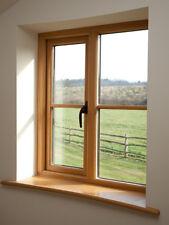 Traditional Oak windows Made to Measure. CE certified. U-value certificates